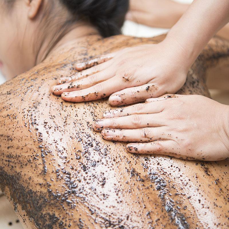Body Scrub Treatment Brisbane | Beauty & Skincare Co